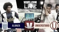 Resumen Alianza Lima 1-1 Universitario en partido suspendido Torneo Apertura 2016