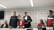 """Alan Pulido: """"Siempre he tenido un sueño y era llegar a este club"""""""