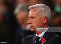 Alan Pardew criticises choice of referee for Liverpool defeat