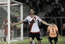 Alario, garantía de gol