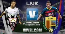 Albacete Balompié - Llagostera en directo online