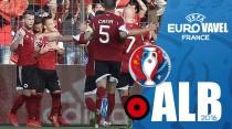 Análisis táctico de Albania: el equipo por encima de todo