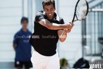 Albert Ramos se matricula en Roland Garros