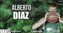 Unicaja 2016/17: Alberto Díaz