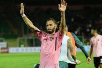 Un blitz di Gilardino ridà ossigeno al Palermo e a Iachini