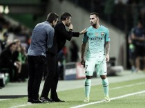 Paco Alcácer, el relevo español de Sandro Ramírez en Champions