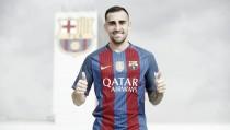 El Barça hace oficial el fichaje de Paco Alcácer