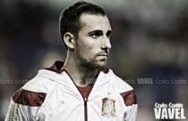 Paco Alcácer juega sólo cinco minutos ante Italia