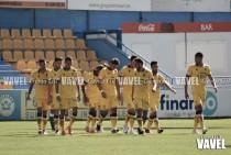 Ojeando al rival: AD Alcorcón