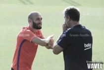 El Barça, bajo mínimos