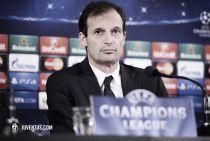 """Massimiliano Allegri: """"Será un partido difícil, juegan un fútbol diferente"""""""