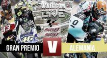 Resultado carrera de Moto2 del GP de Alemania 2015