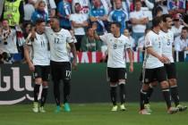 Alemania - Eslovaquia: puntuaciones Alemania