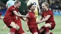 Finales Fútbol femenino Rio 2016, resumen