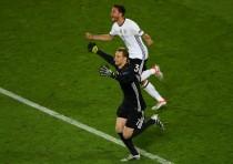 Así llega Alemania: la favorita sigue su camino