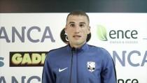 """Álex Bergantiños: """"Un gusto jugar con futbolistas que tienen tanta calidad"""""""
