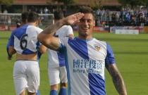 El delantero Álex Cortell se incorpora al Lleida Esportiu