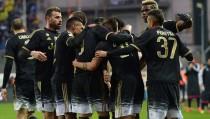 Frosinone-Juventus, tutti i voti