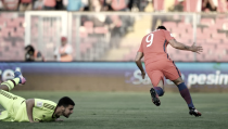 Alexander González vuelve a Huesca con sabor amargo
