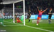 Borussia Mönchengladbach 1-1 Manchester City: Visitors advance despite draw
