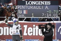 Alpine Skiing: Alexis Pinturault wins the opening Men's GS