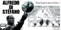 Sonetos del fútbol: Alfredo Di Stefano
