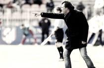 """Alfredo Santaelena: """"Teníamos que haber finalizado más las jugadas en la primera parte"""""""
