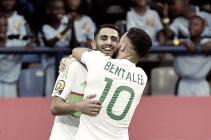 Coppa d'Africa: 2-2 tra Algeria e Zimbabwe, Mahrez salva i suoi
