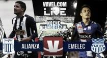 Resultado Alianza Lima vs Emelec en la Noche Blanquiazul 2016 (3-2)