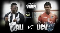 Alianza Lima vs César Vallejo: 'Íntimos' van por el pase a lo internacional