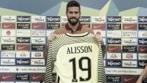 """Roma, Alisson spiega: """"Ho scelto la Roma per la fiducia che mi hanno mostrato"""""""