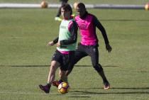 Krhin se une a los entrenamientos del Granada CF
