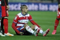 El Granada CF, pendiente de Miguel Lopes, Krhin, Success y El Arabi