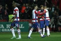 Granada CF - Real Madrid CF, puntuaciones del Granada, jornada 23