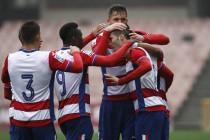 El Granada B 'salva' un punto insuficiente contra el Almería B
