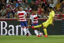 Granada CF - Villarreal: puntuaciones del Granada CF, jornada 1