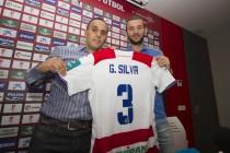 """Gastón Silva: """"Quiero adaptarme rápido para dar lo mejor al equipo"""""""