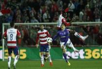 El Leganés ya plantó cara al Granada CF