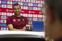 """Diego Martínez: """"Es tan bonito lo que estamos viviendo, que no quiero que llegue mañana o pasado"""""""
