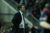 """González: """"Estoy muy satisfecho y orgulloso de mis jugadores"""""""