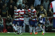 Granada CF - UD Las Palmas: puntuaciones del Granada, jornada 36 de la Liga BBVA