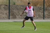 Tito y Toral, en la convocatoria para medirse al Málaga CF