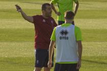 El Granada CF prepara con cinco entrenamientos la 'final' de Albacete