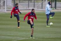 Cinco entrenamientos para preparar la 'final' contra el Sevilla