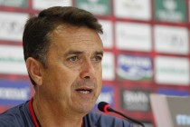 """Campos: """"Vamos con confianza de que vamos a ganar al Algeciras"""""""