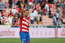 Juan Cala se despide del Granada