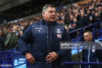 Sam Allardyce welcomes a replay as Bolton held Crystal Palace in the FA Cup