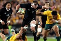 Ancora All Blacks, Australia di nuovo battuta