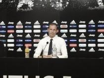 """Allegri annuncia: """"Higuain in panchina. Dubbi Benatia-Rugani e Lemina-Hernanes"""""""