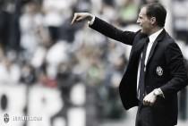 """Allegri: """"No podemos volver de Palermo sin los tres puntos"""""""